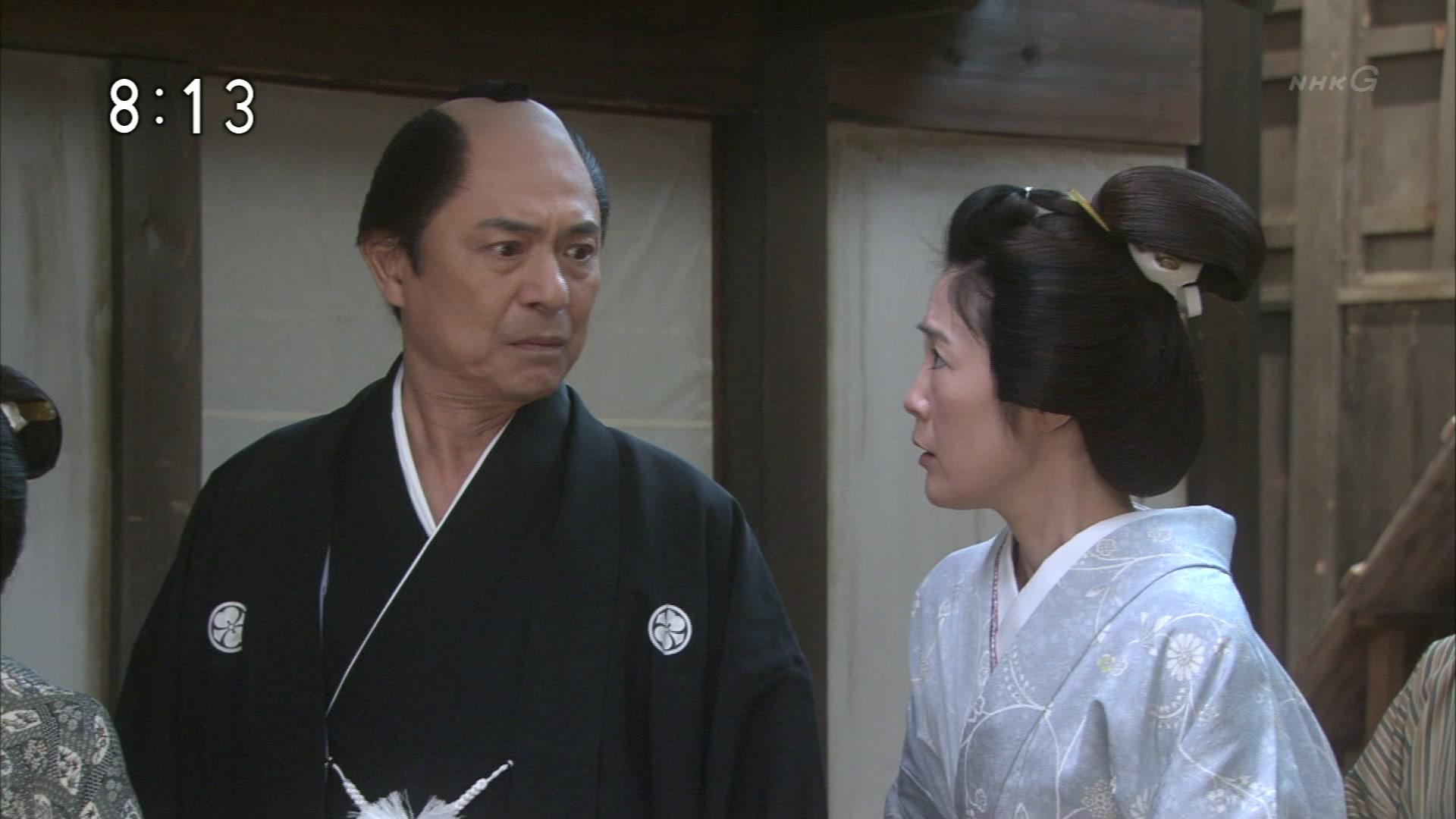 2015-10-10 08:00 連続テレビ小説 あさが来た(12)「ふたつの花びら」 2552