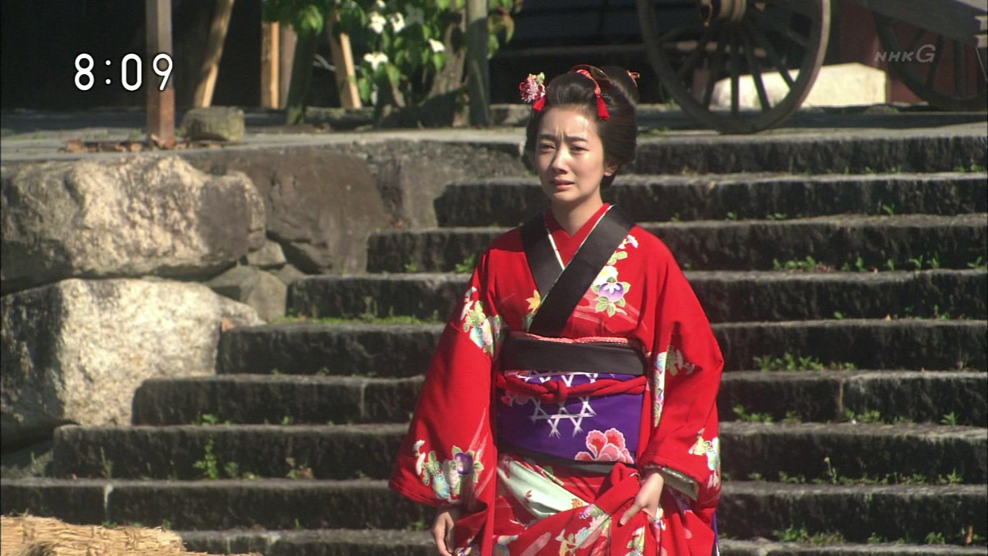 2015-10-10 08:00 連続テレビ小説 あさが来た(12)「ふたつの花びら」 1659