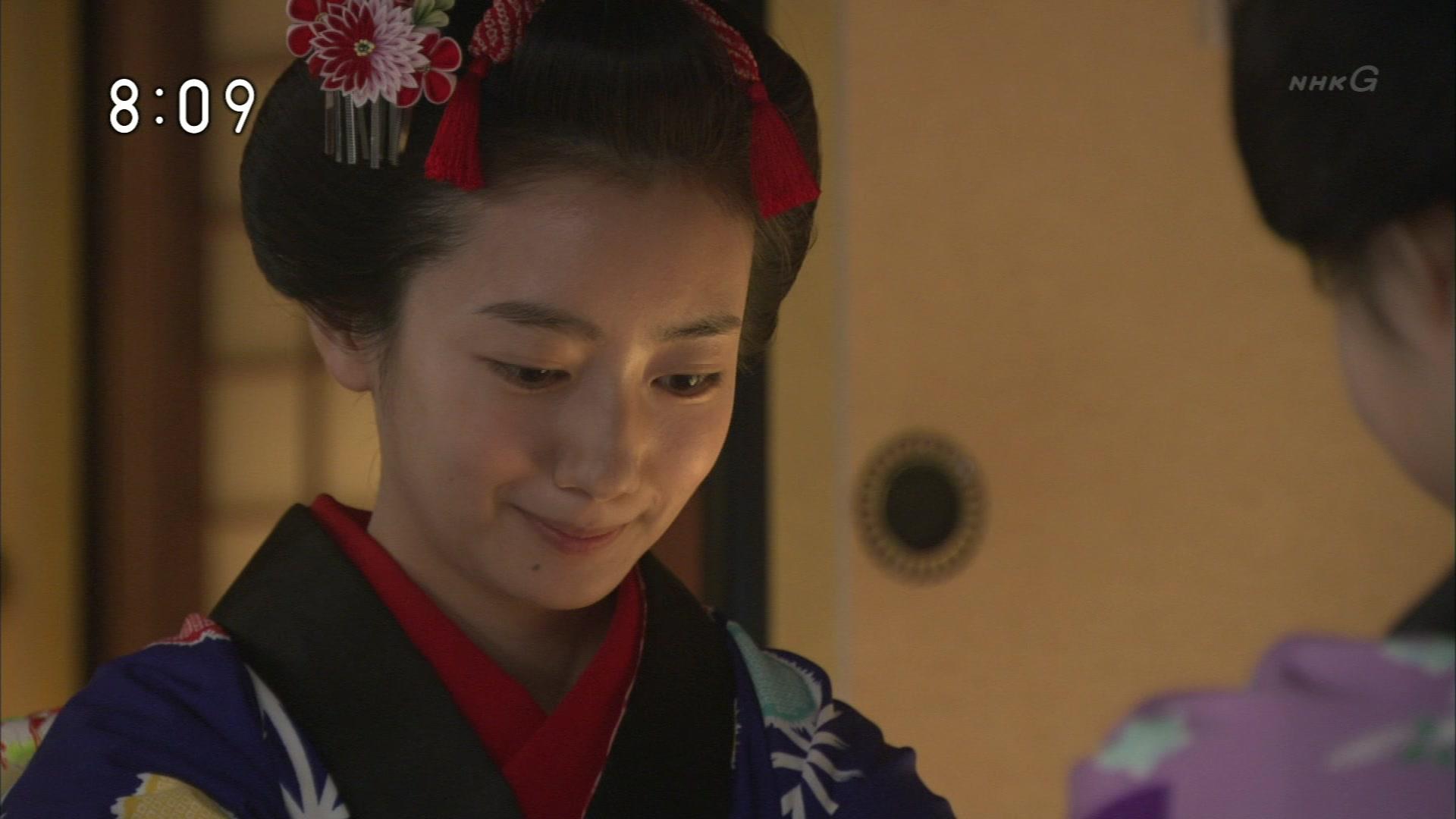 2015-10-09 08:00 連続テレビ小説 あさが来た(11)「ふたつの花びら」 1771
