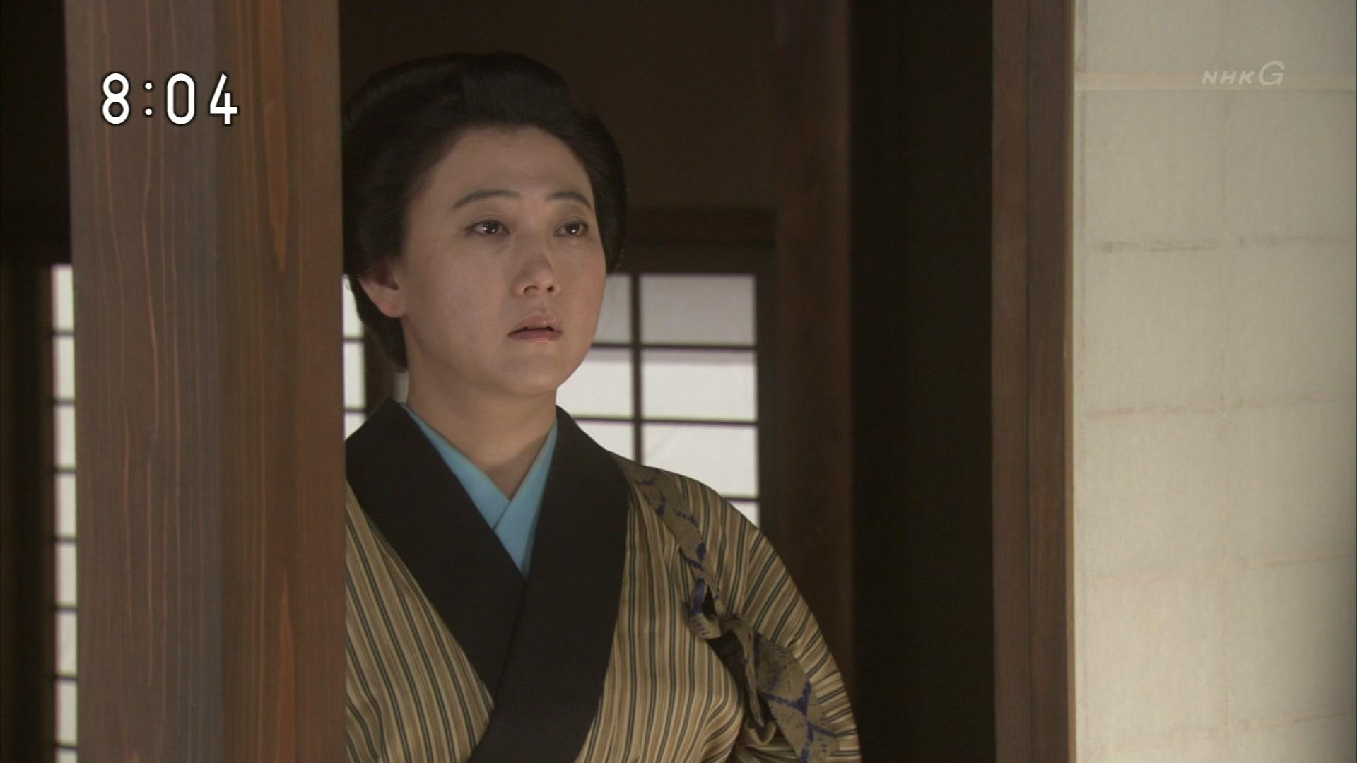 2015-10-09 08:00 連続テレビ小説 あさが来た(11)「ふたつの花びら」 0894