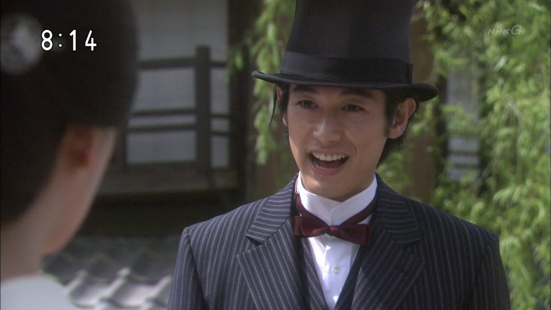 2015-10-14 08:00 連続テレビ小説 あさが来た(15)「新選組参上!」 2690