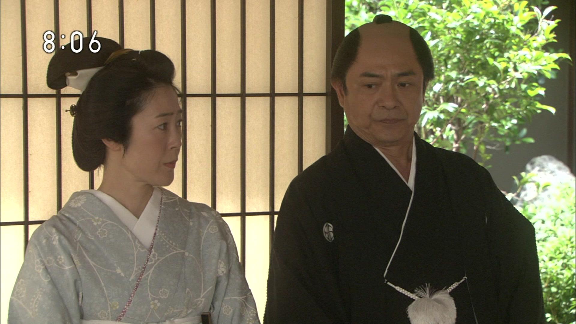 2015-10-12 08:00 連続テレビ小説 あさが来た(13)「新選組参上!」 1190