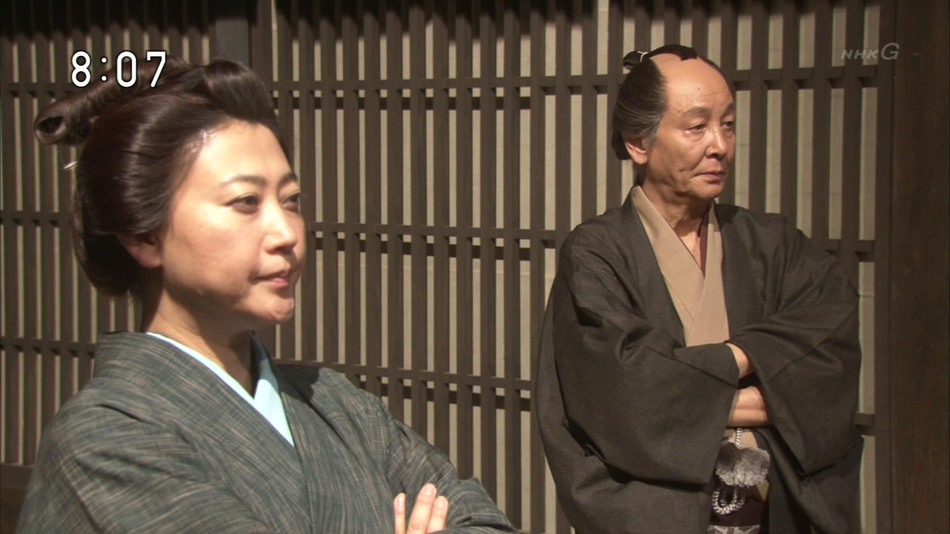 2015-10-14 08:00 連続テレビ小説 あさが来た(15)「新選組参上!」 1330