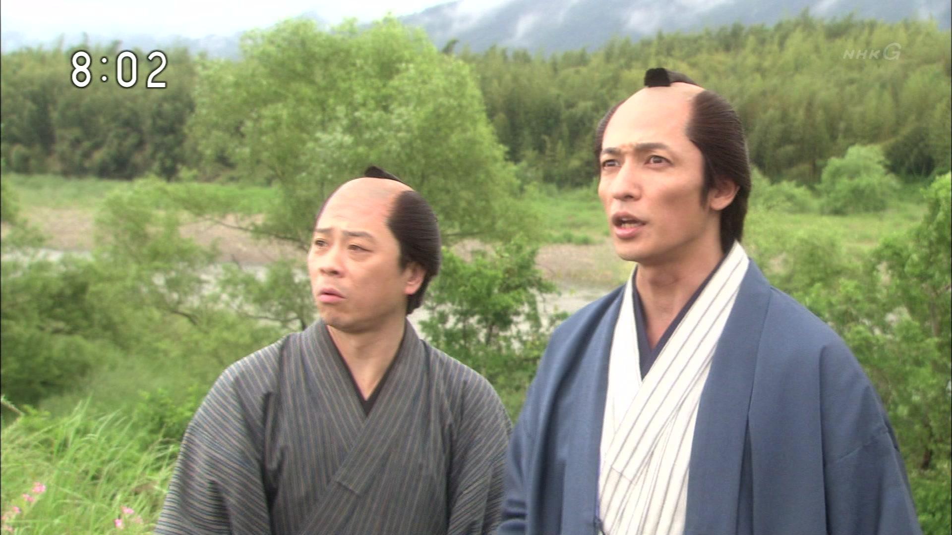 2015-10-12 08:00 連続テレビ小説 あさが来た(13)「新選組参上!」 0415