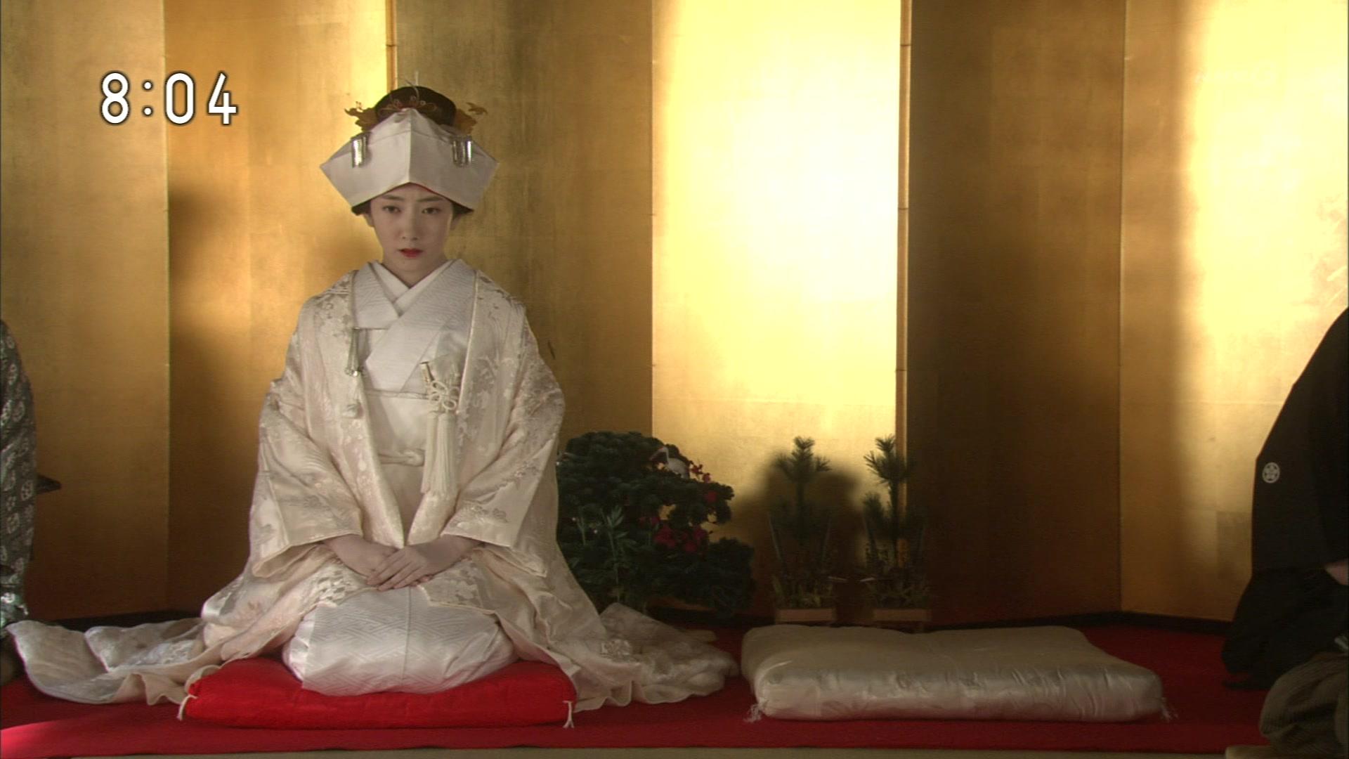 2015-10-12 08:00 連続テレビ小説 あさが来た(13)「新選組参上!」 0808