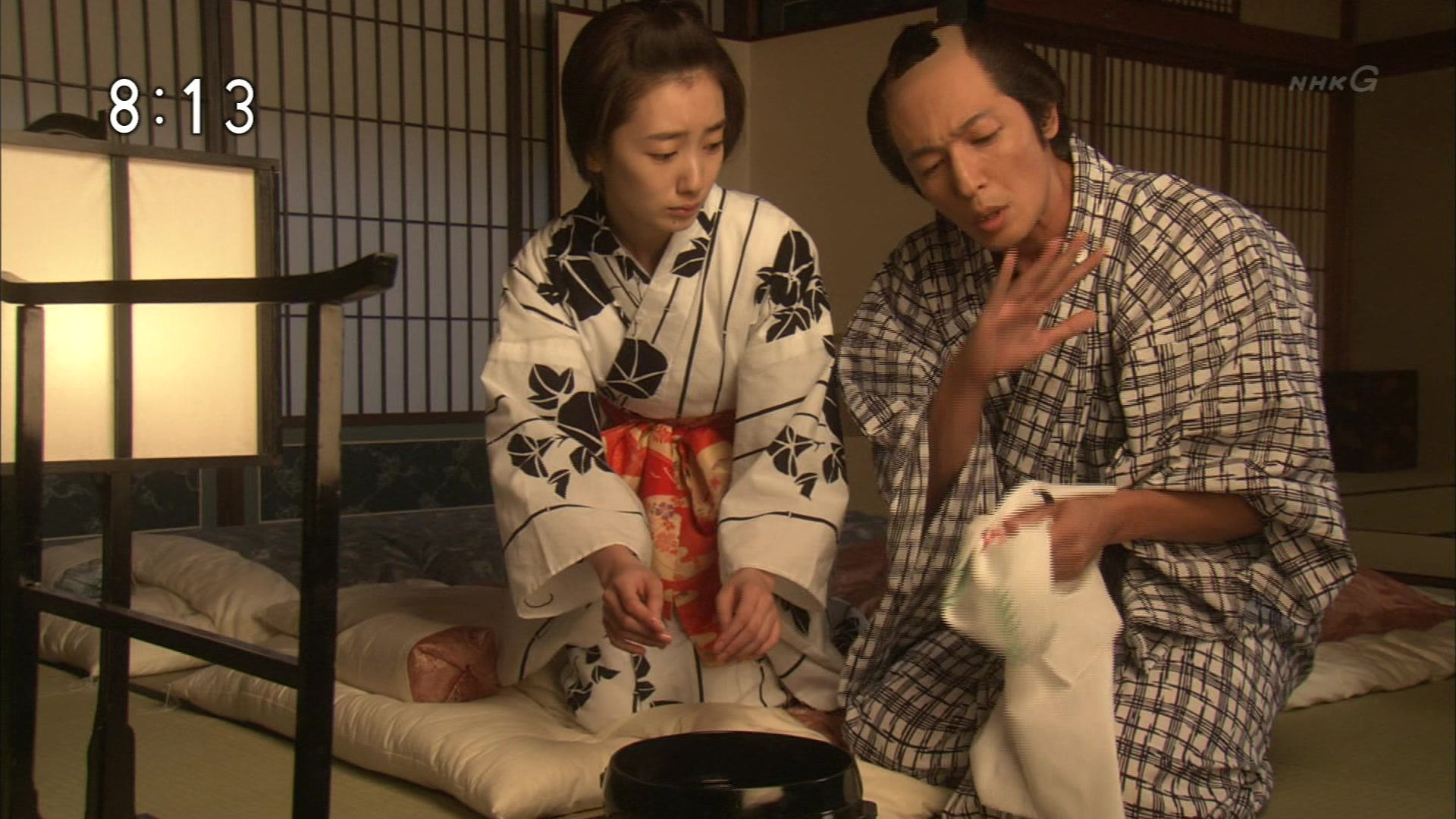 2015-10-12 08:00 連続テレビ小説 あさが来た(13)「新選組参上!」 2488