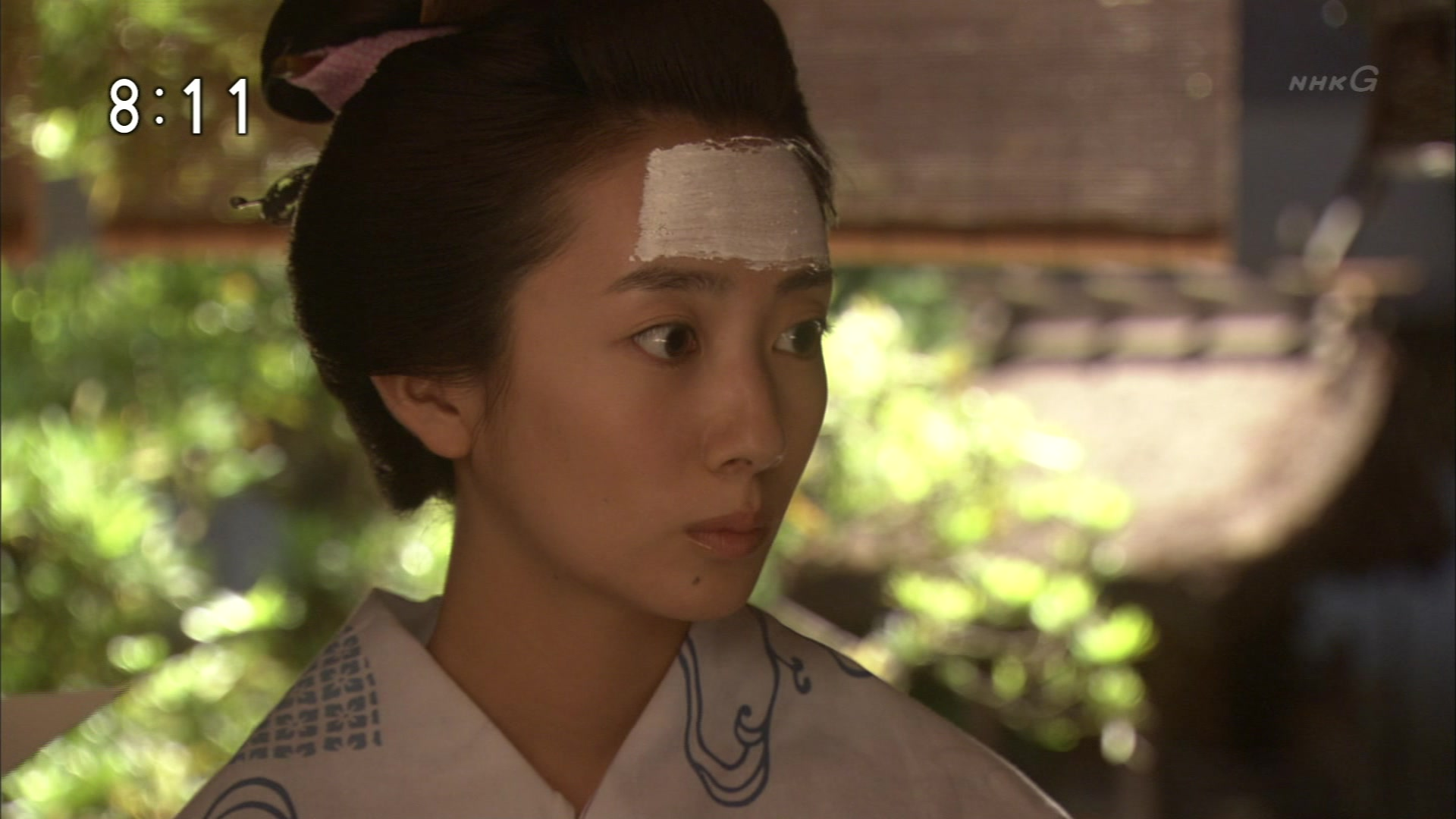2015-10-14 08:00 連続テレビ小説 あさが来た(15)「新選組参上!」 2053