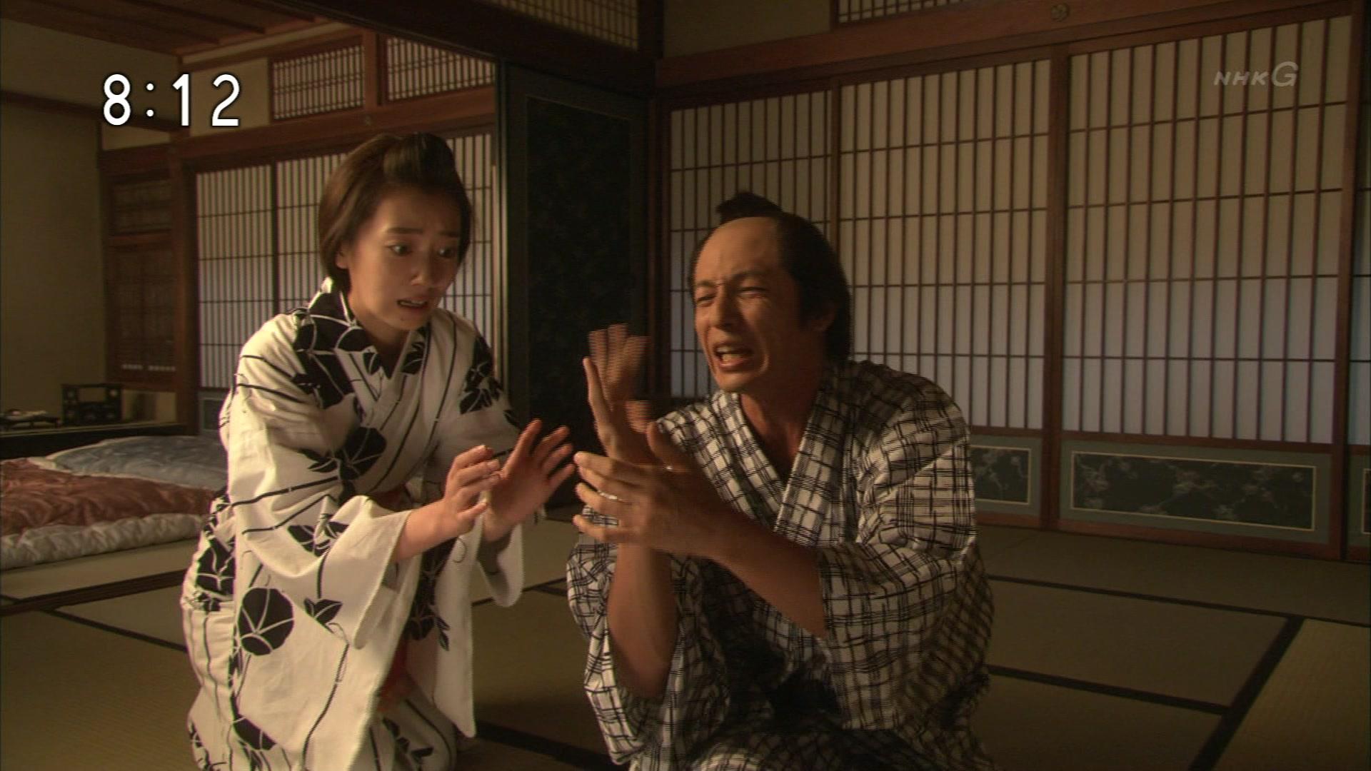 2015-10-12 08:00 連続テレビ小説 あさが来た(13)「新選組参上!」 2352