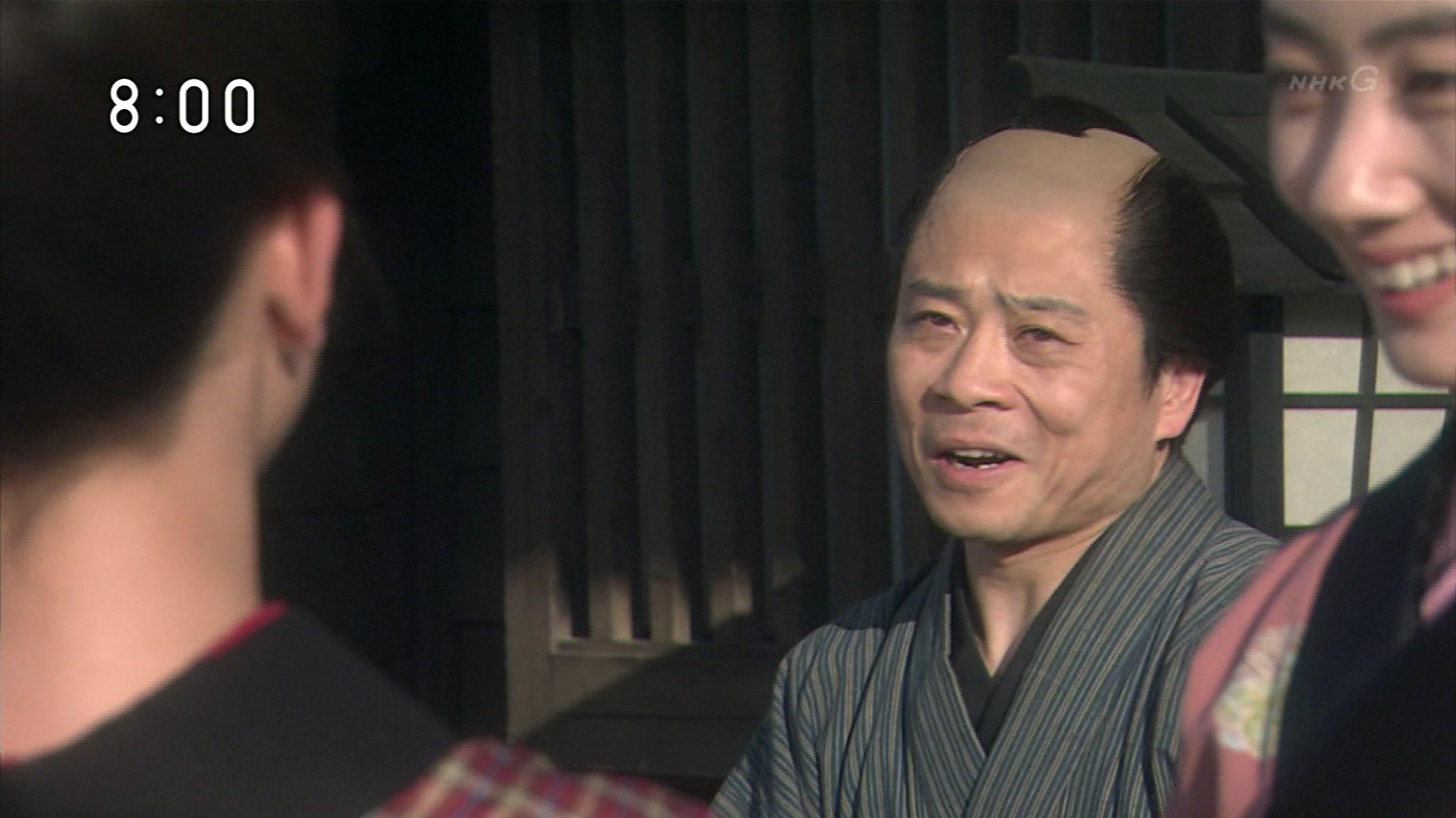 2015-10-20 08:00 連続テレビ小説 あさが来た(20)「若奥さんの底力」 0140