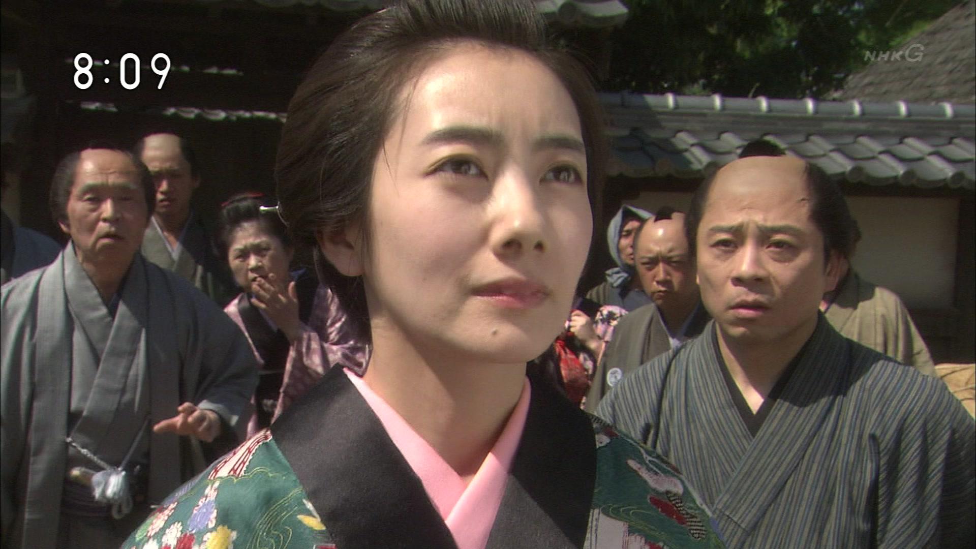 2015-10-20 08:00 連続テレビ小説 あさが来た(20)「若奥さんの底力」 1688