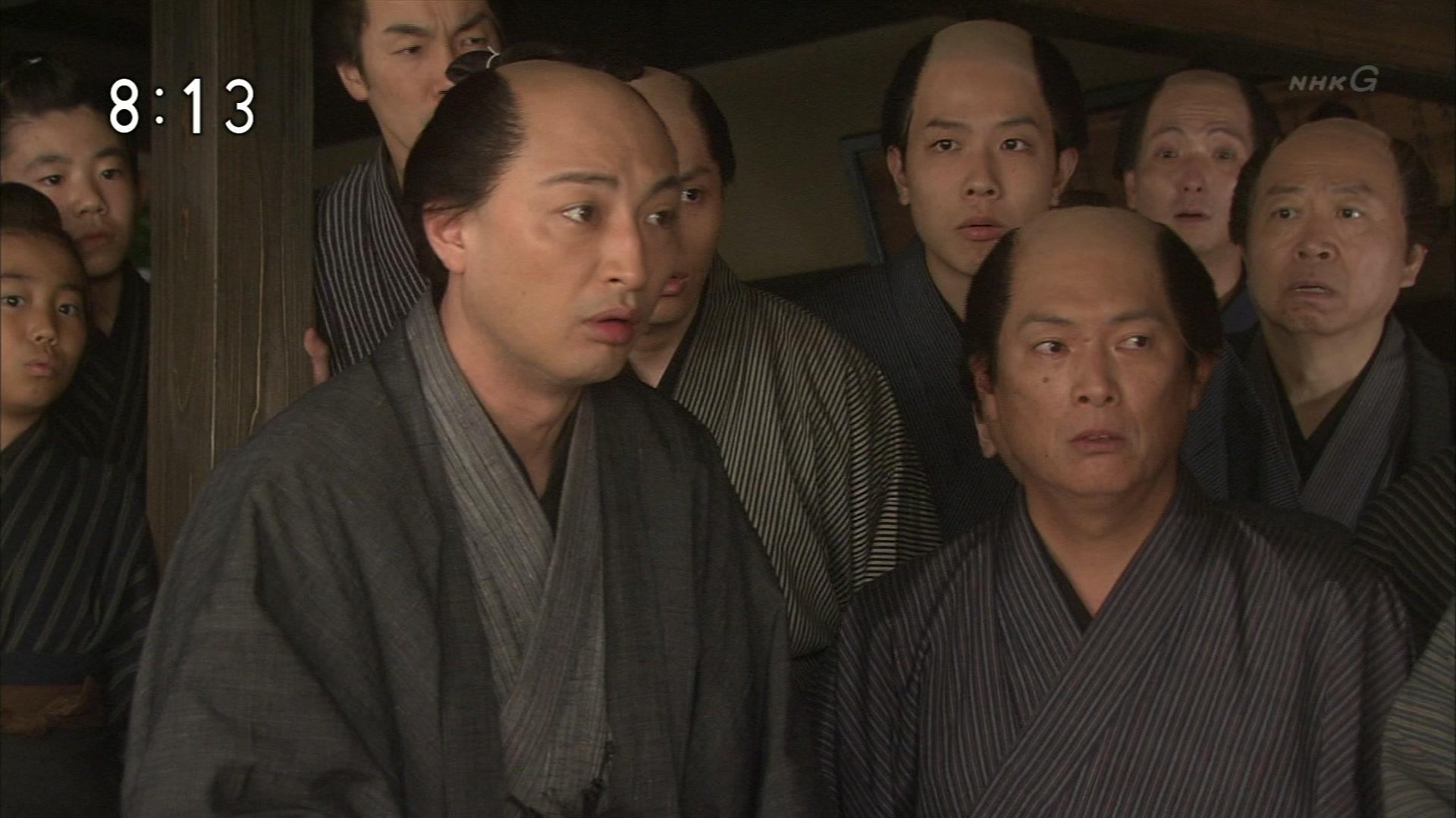 2015-10-20 08:00 連続テレビ小説 あさが来た(20)「若奥さんの底力」 2422