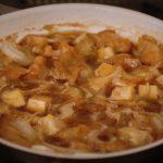 【めんどくさい人のためのレシピ】鶏肉と豆腐のとろ煮