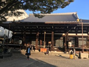 京都の本能寺