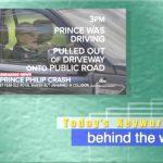 2019年1月19日「behind the wheel」