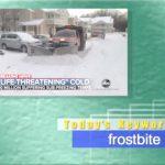 2019年1月23日「frostbite」