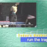 2019年2月13日「run the traps」
