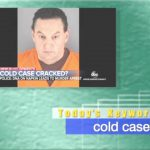 2019年2月20日「cold case」