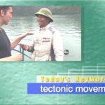2019年2月28日「tectonic movement」