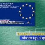 2019年3月5日「shore up support」