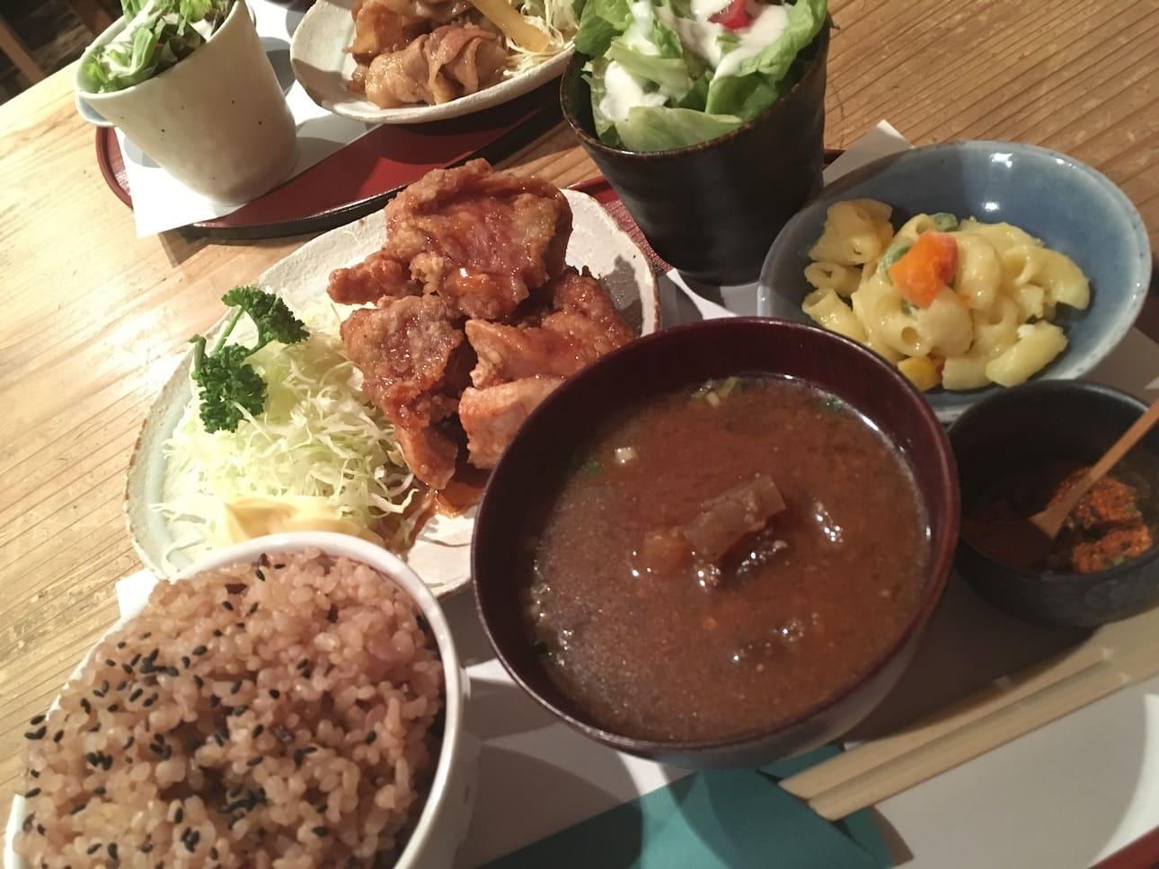 米CafeのBOX