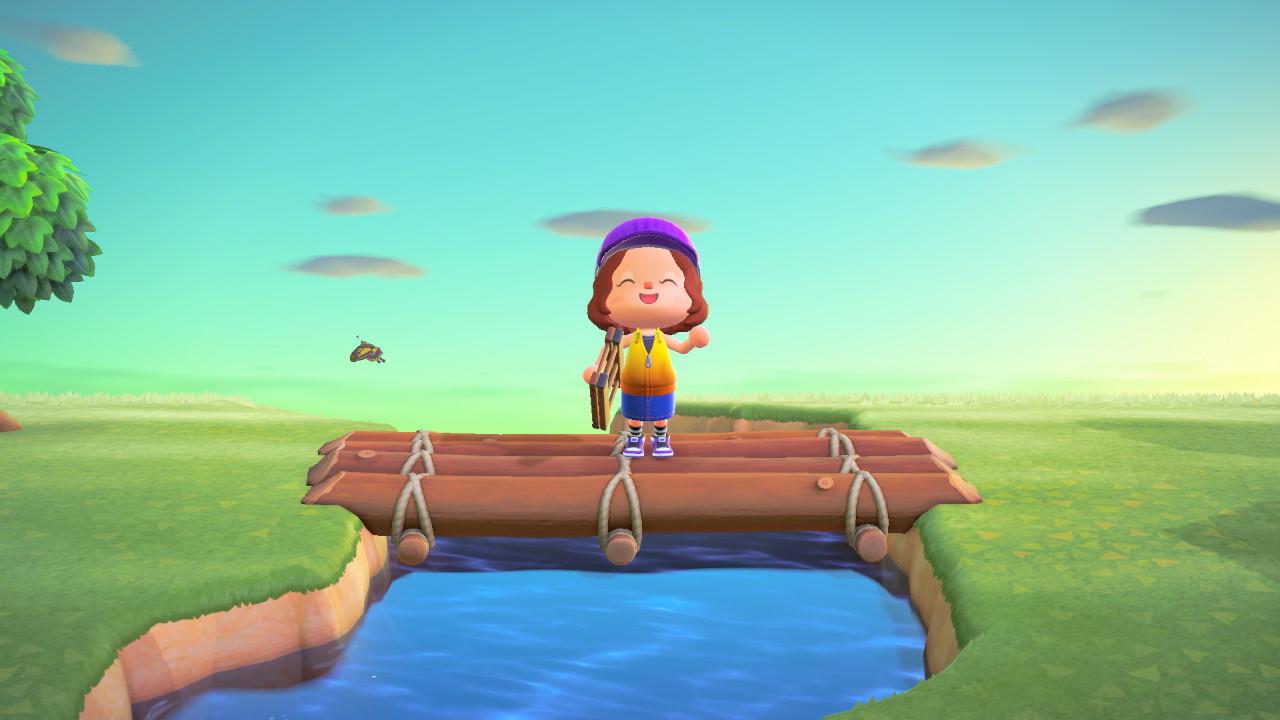 あつ森の橋