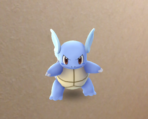 ポケモンGO カメール PokemonGO