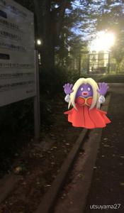 PokemonGO ポケモンGO ルージュラ