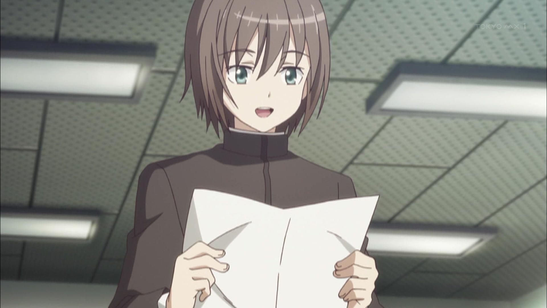 アニメ感想 天使の3p 3話 ウツヤ マツナ