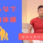 NHKの新番組「みんなで筋肉体操」